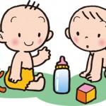 子ども、1歳児の水遊びは、水遊びパンツとおもちゃで