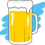 ビールグラスの選び方、ビールは泡が命、グラスの洗い方