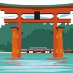 宮島 厳島神社の管弦祭、日程は、見どころ、宿泊は